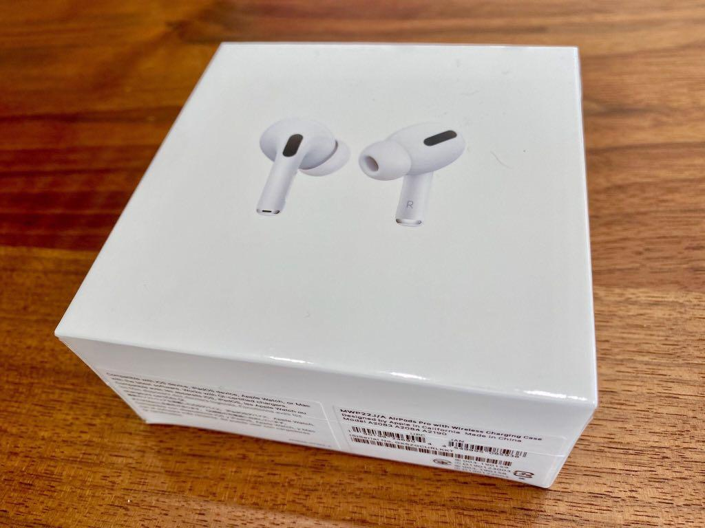 apple airpods pro box real