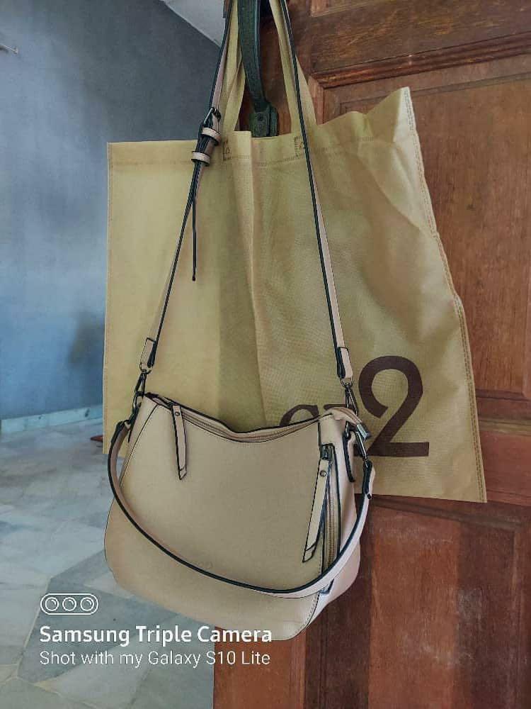 Carlo Rino Handbag Women S Fashion