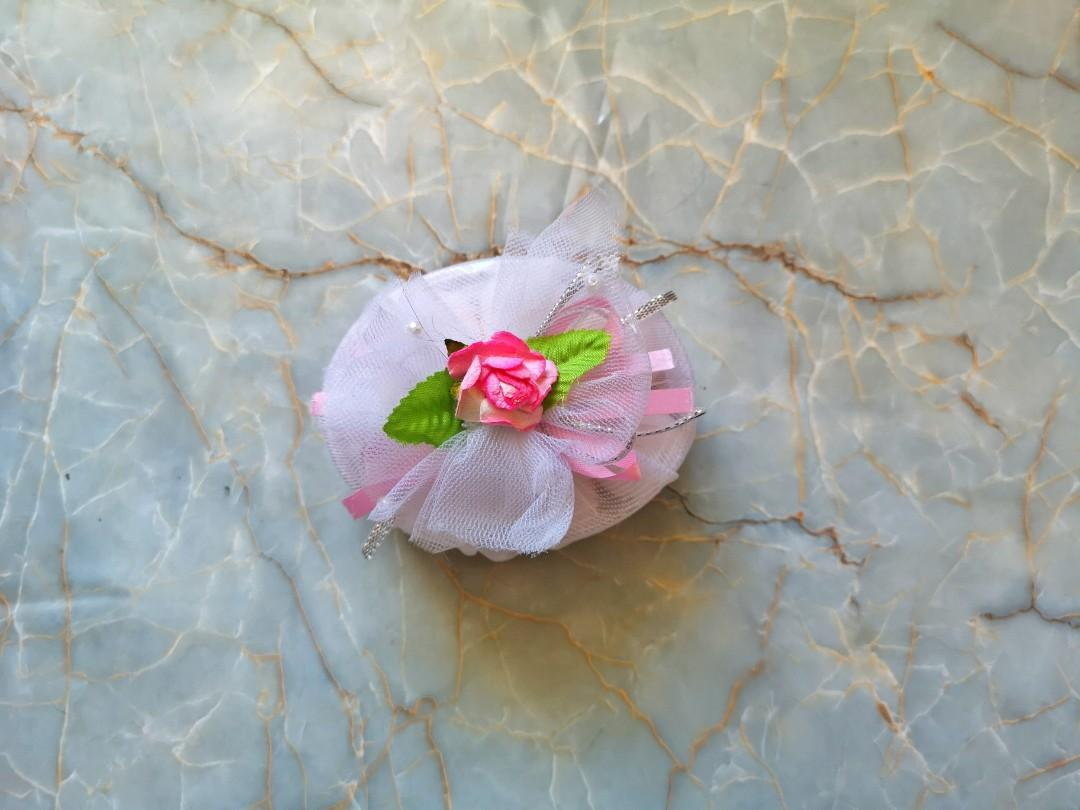 ‼️4 for $20: Decorative Rose Soaps