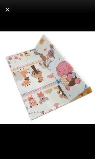 Double Side Baby Crawling Play Mat Developing Mat For Children Game Pad