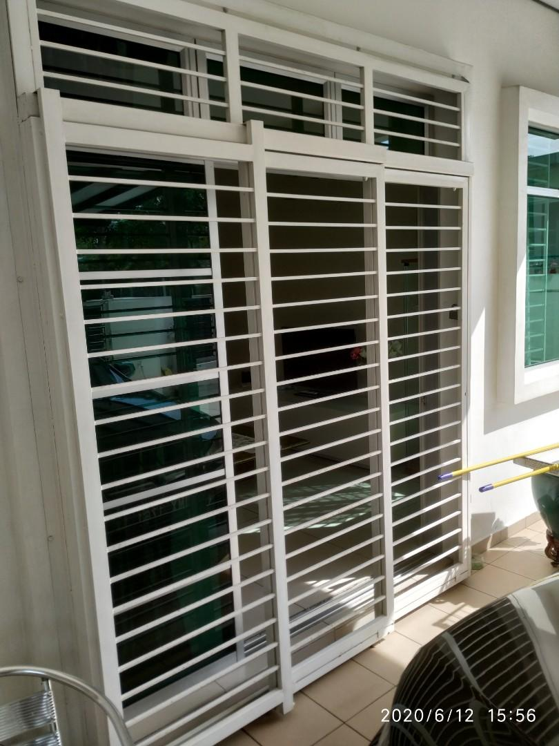 Grill Rumah Complete On Carou