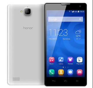 Huawei 3C    雙咭雙待3G版
