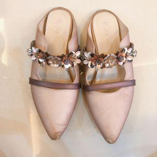 Kavvi Mules Sandal Beads