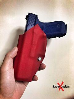 KXC-8002H Glock17 KydexHolster(airsoft)