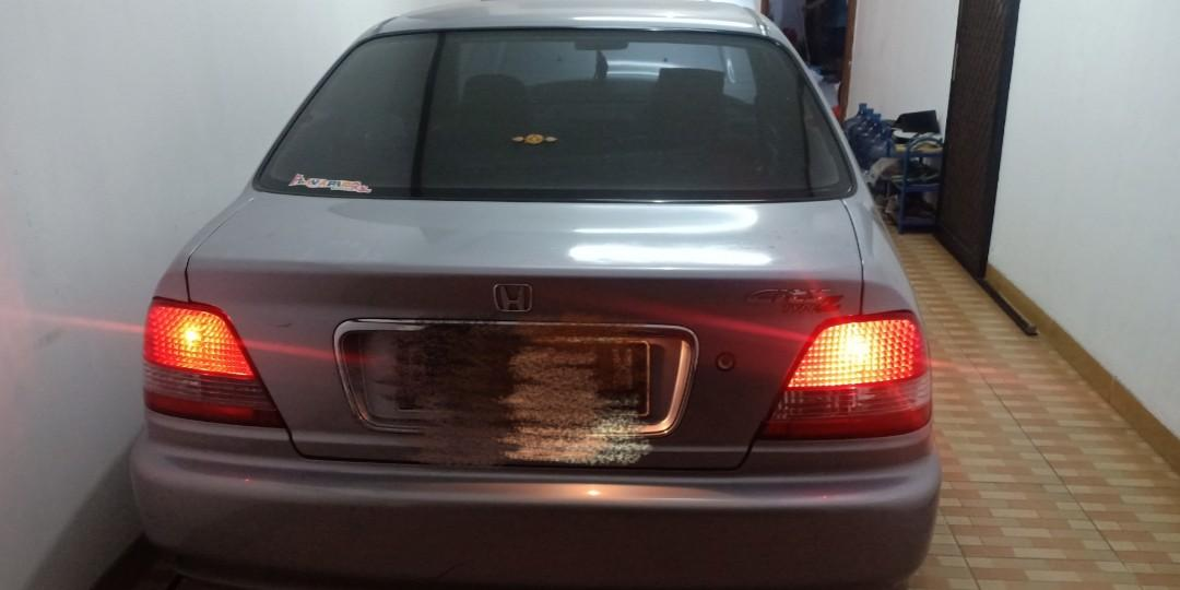 Mobil Honda city Type Z 2000 MT jossss