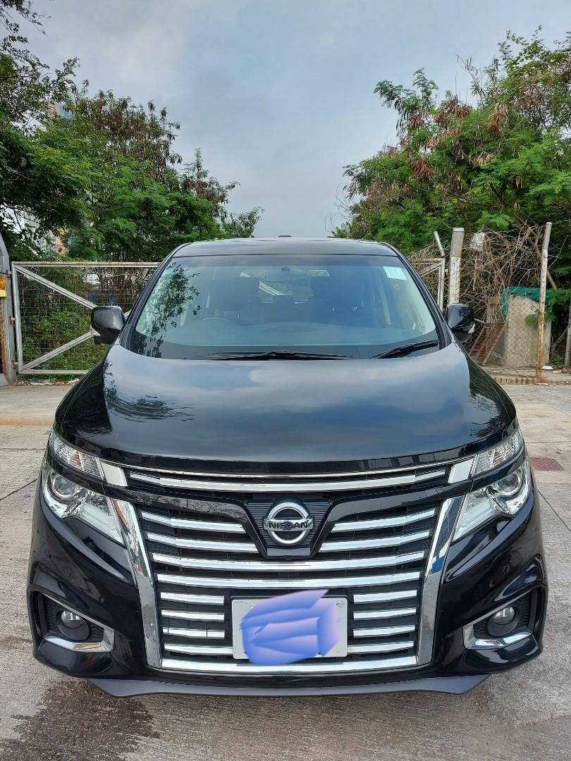 Nissan Elgrand 250 Highway Star 7-Seater S/R Auto