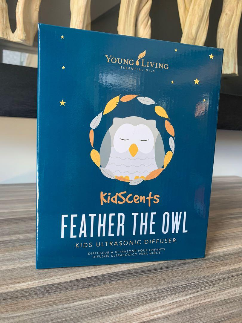 Owl KidScents Diffuser - Young Living