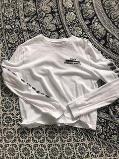 RVCA Long sleeve top