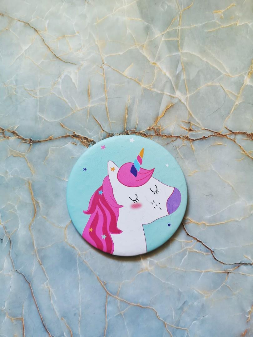 ‼️4 for $20: Unicorn Pocket Mirror