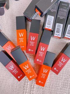 W.Lab 磁鐵奶霜唇釉