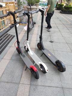 小米滑板車改十吋大輪