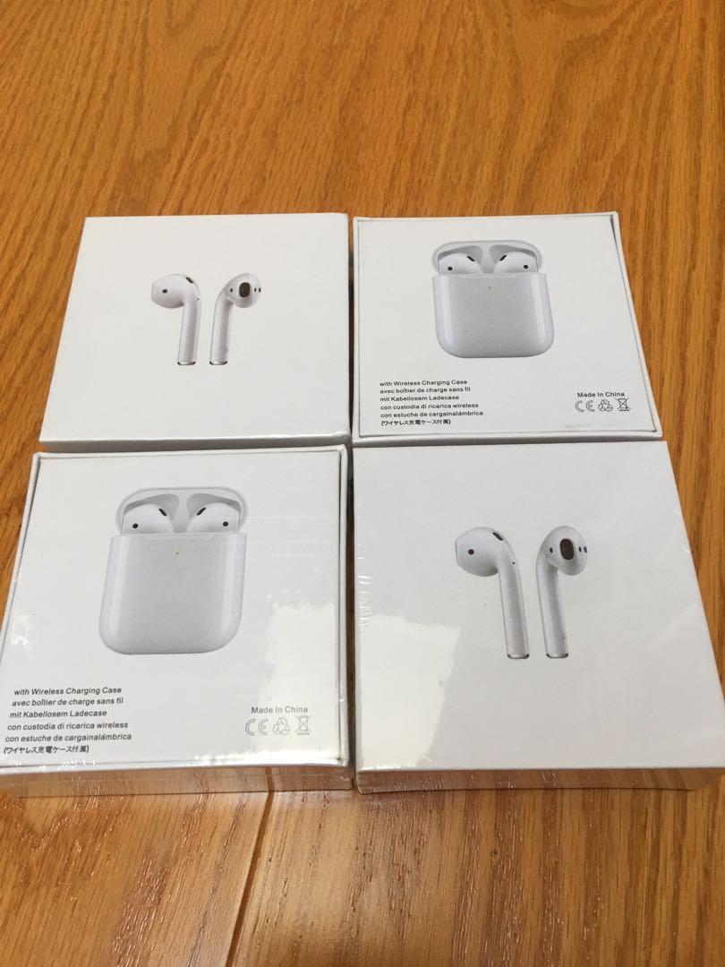 AirPod 1:1 Replica (New / Sealed) / amazon best seller brand mobile tablet accessories wireless product Apple super copy Bluetooth speaker quality product brand technology filter music fashion art BTS collection cable lightning protection protector case