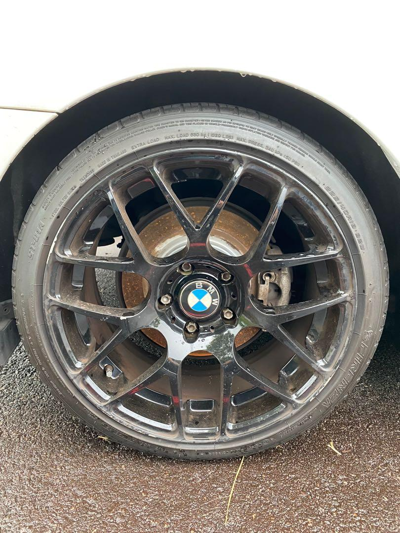 Bmw E90 18inch Sport Rims Car Accessories Tyres Rims On Carousell