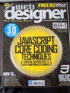 #ChooseToGive Web Designer Magazine (part 8)