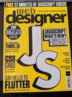 #ChooseToGive Web Designer Magazine (part 9)