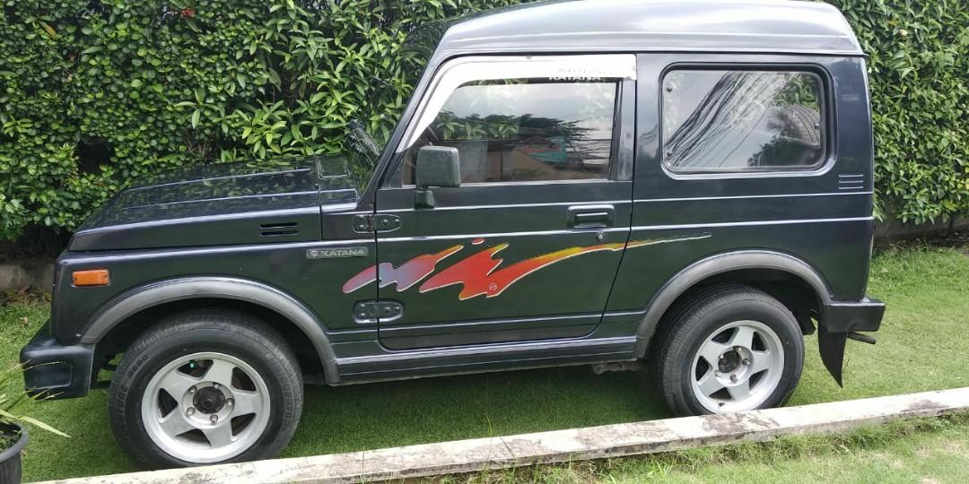Dijual Suzuki Katana GX 1996