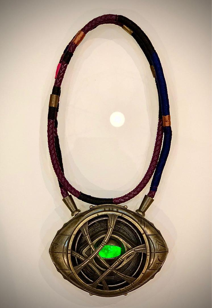 Doctor Strange Eye of Agamotto replica