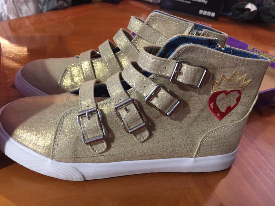 Girls D-Signed Disney shoes
