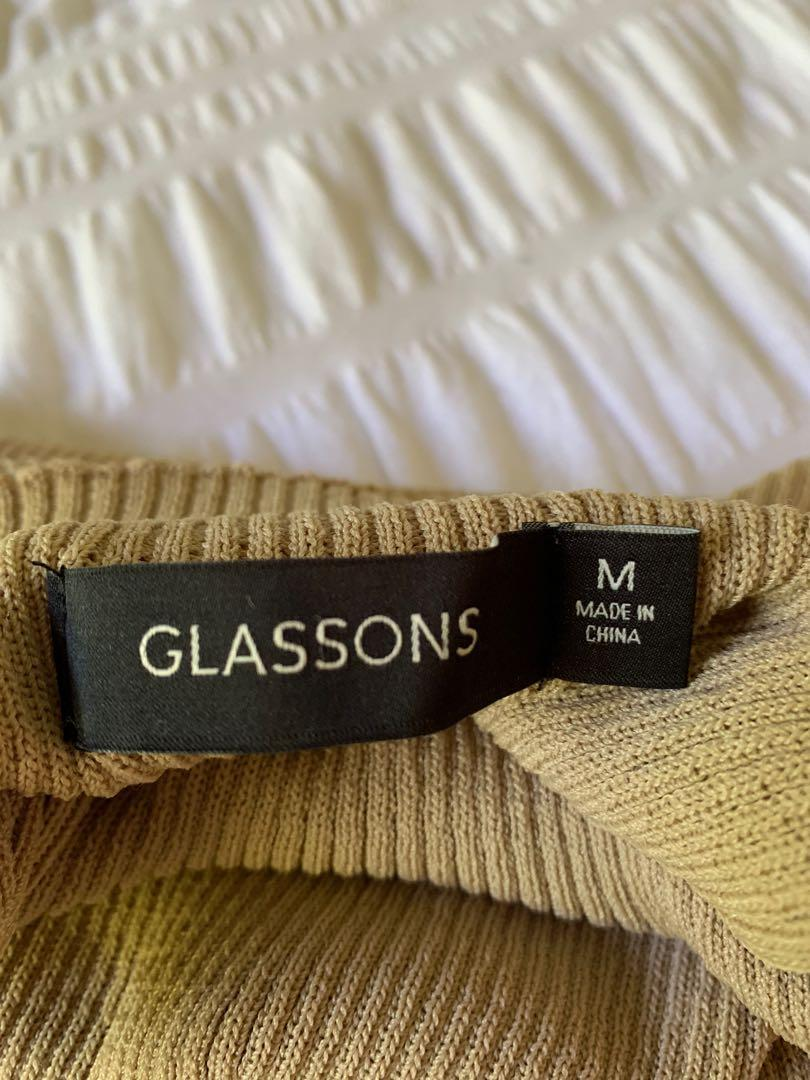 Glassons turtle neck top, never worn