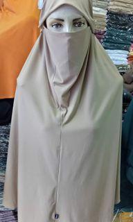 Hijab masker