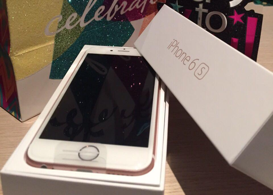 iPhone 6s Negotiable