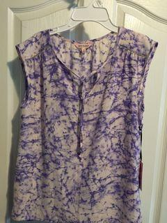 Juicy Couture sleeveless tops