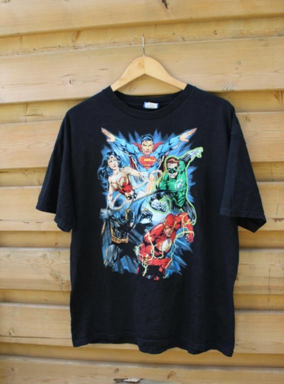Justice League T Shirt / DC Comics Vintage / 90s