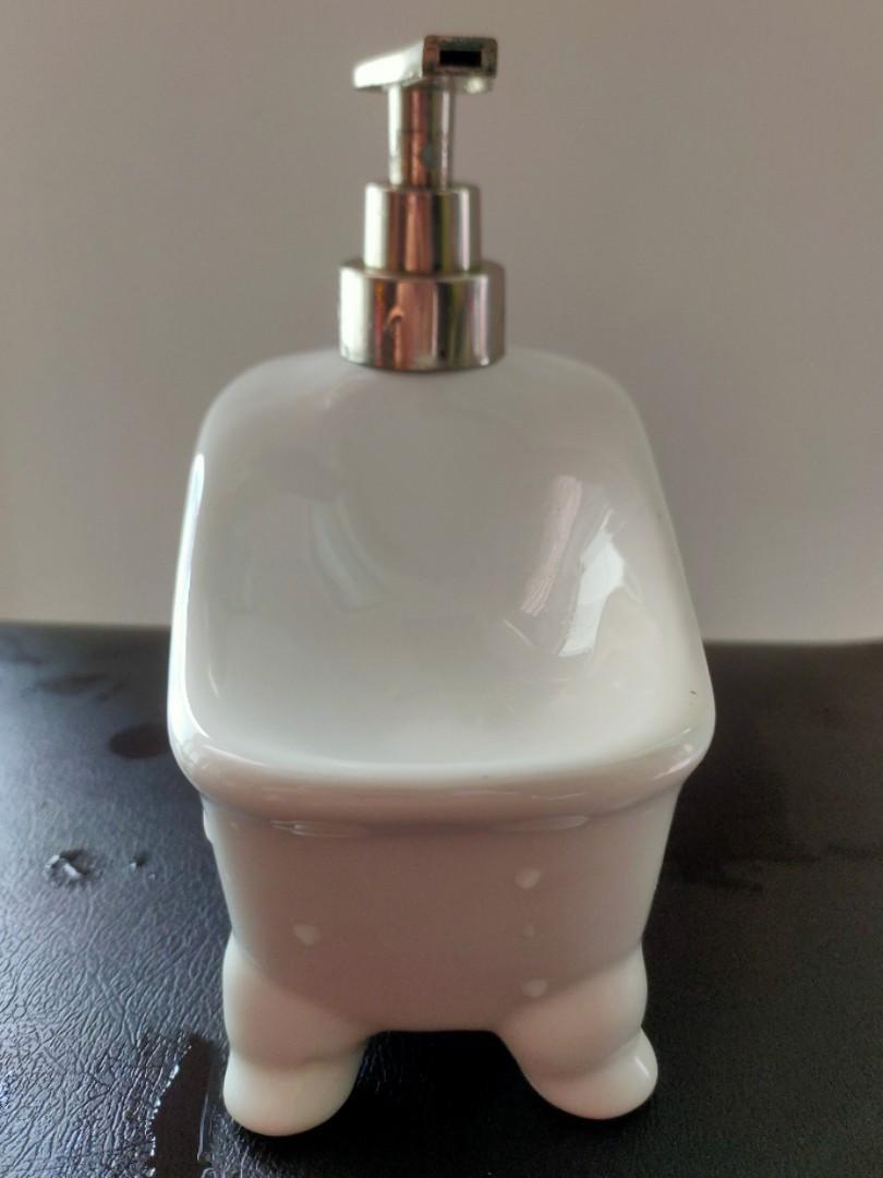 Kitchen Bathroom Soap Dispenser Sponge Holder Home Appliances Kitchenware On Carousell