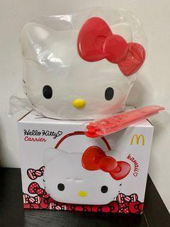 Limited edition  Mcdonald's hello kitty carrier