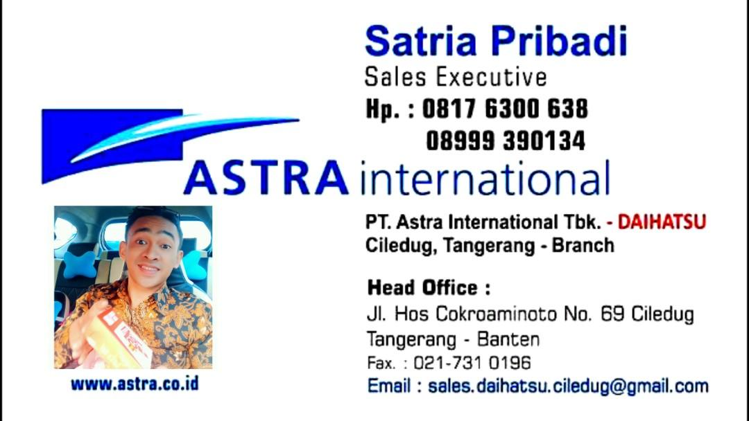Marketing Astra Daihatsu