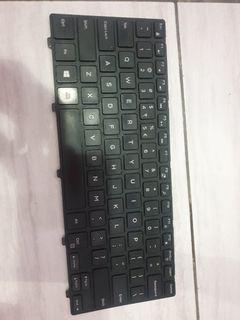 Original Keyboard Dell Inspiron 3000 series