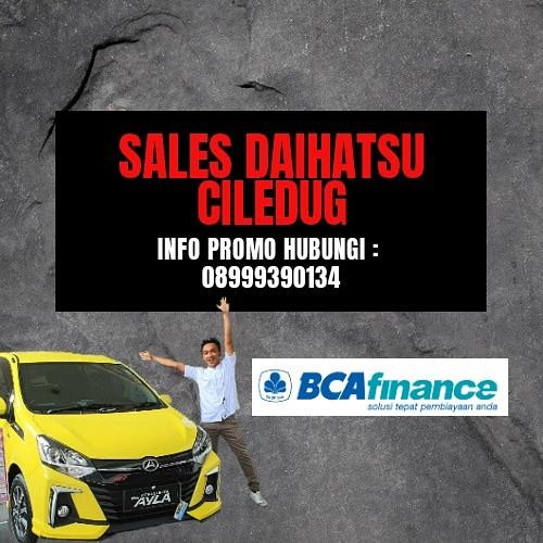 Promo Daihatsu Ciledug