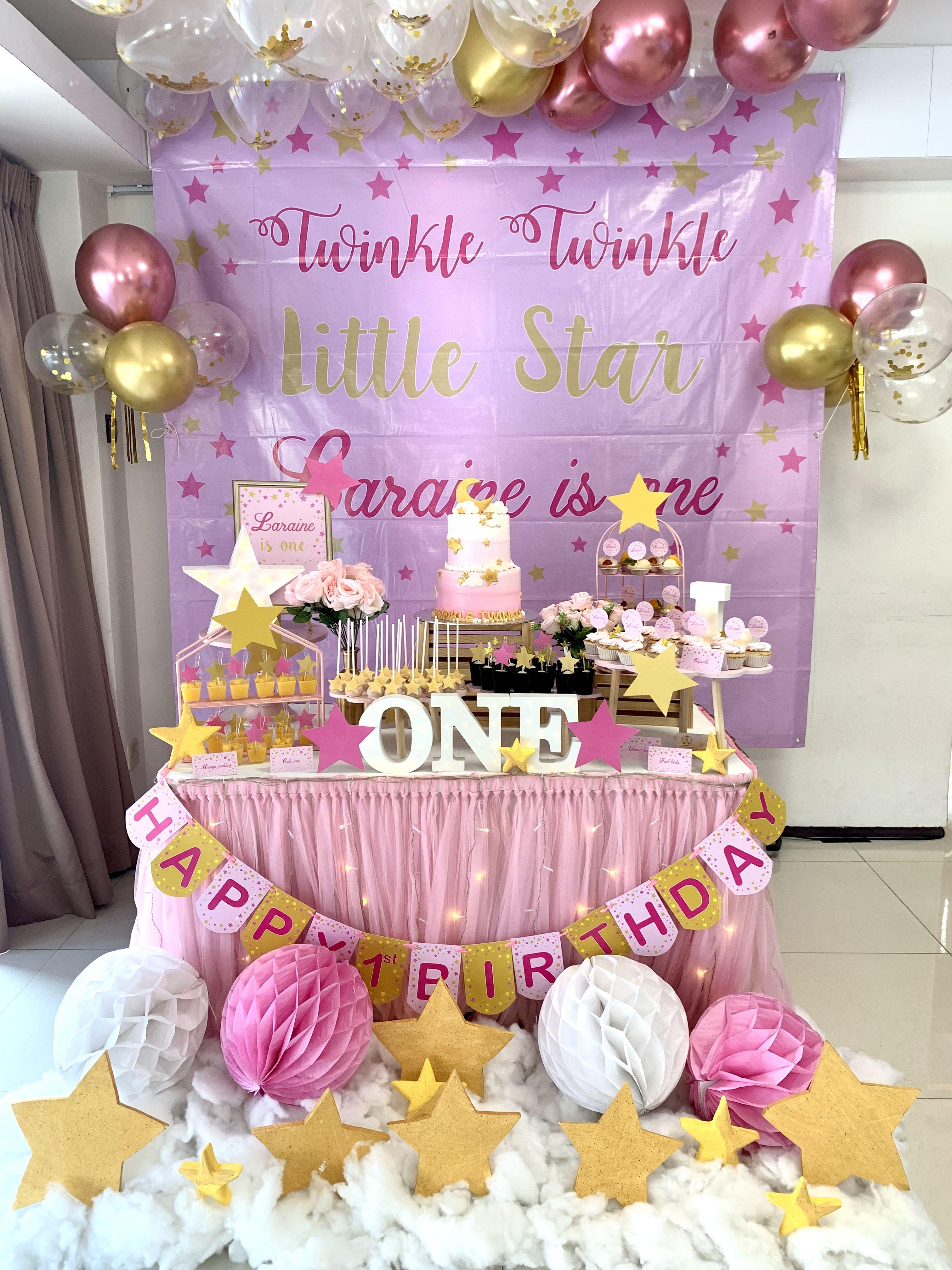 [Promo] Kids Party- All-in Dessert Table Package ...