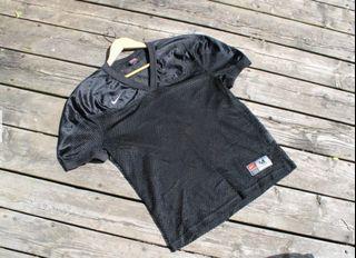 Vintage Nike Jersey Shirt / Mesh Football Top