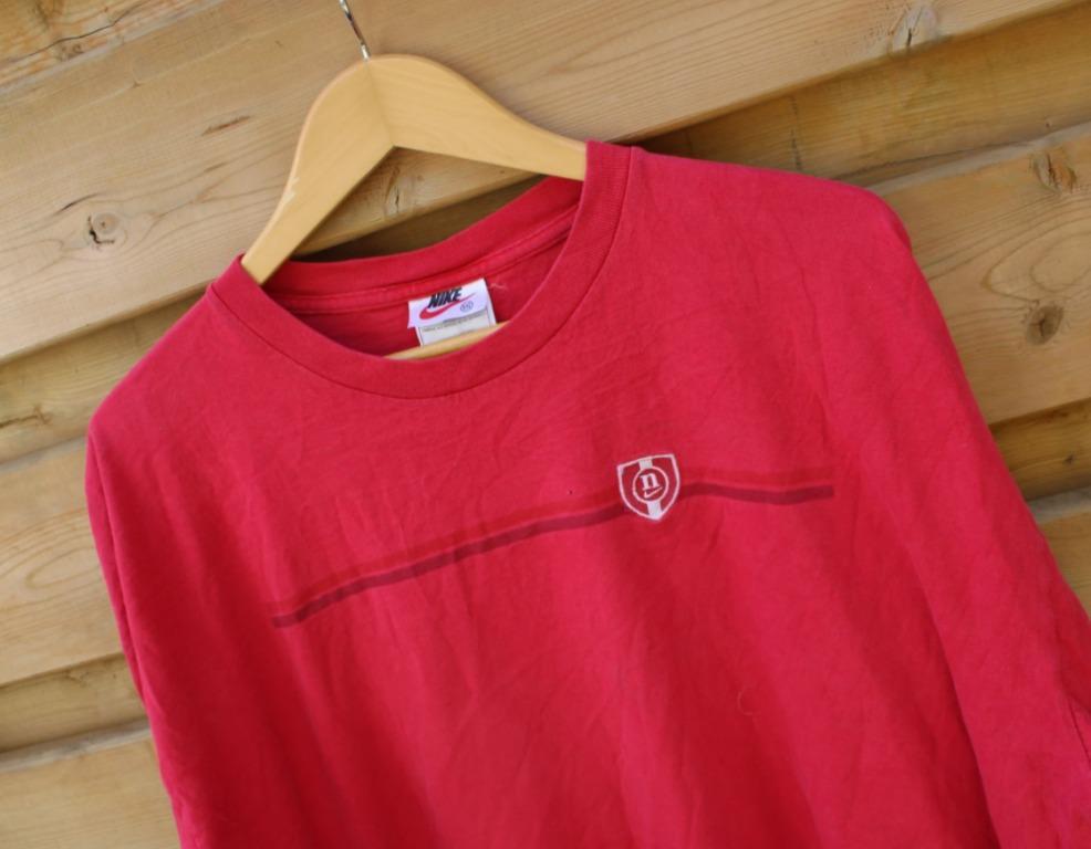 Vintage Nike T Shirt / White Tag / Soccer