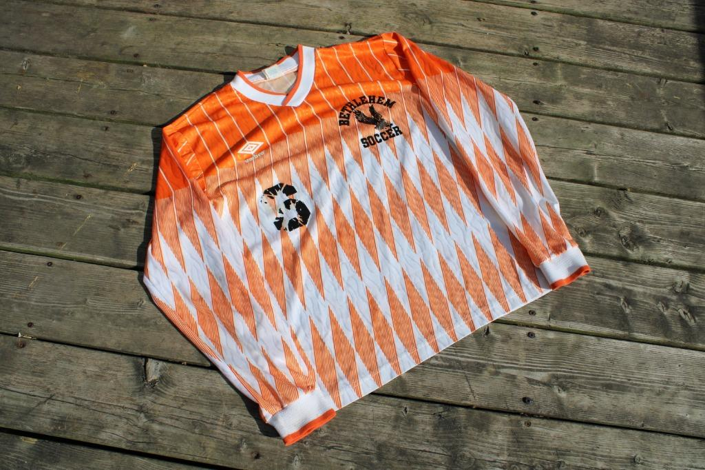 Vintage Umbro Soccer Jersey / 80s / 90s / Made In USA