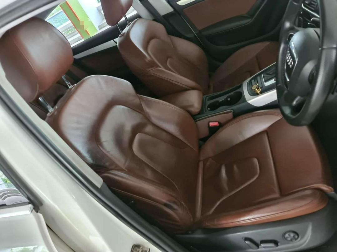 2010 Audi A4 2.0