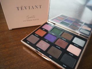 AUTHENTIC Teviant Señorita Eye Shadow Palette