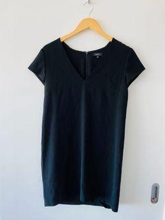 Babaton Black Dress