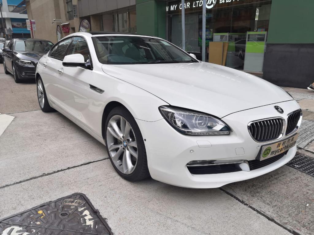 BMW 640IA GRAN COUPE 2014 Auto