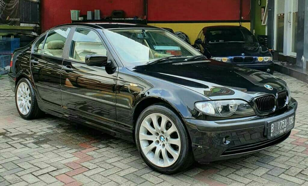 BMW E46 318i AT 2004