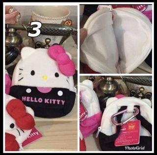 《日貨》Hello Kitty錢包Hello Kitty零錢包 Hello Kitty鑰匙圈