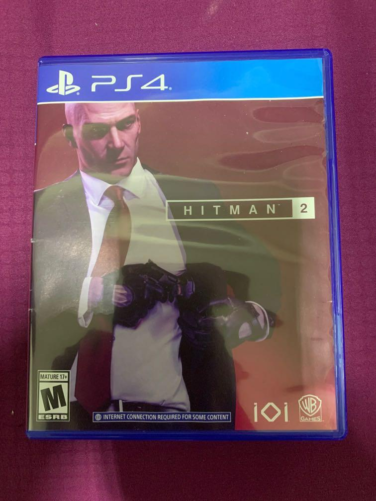 Hitman 2 Ps4 Toys Games Video Gaming Video Games On Carousell