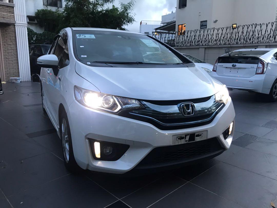Honda Fit 1.5 S Hybrid Auto