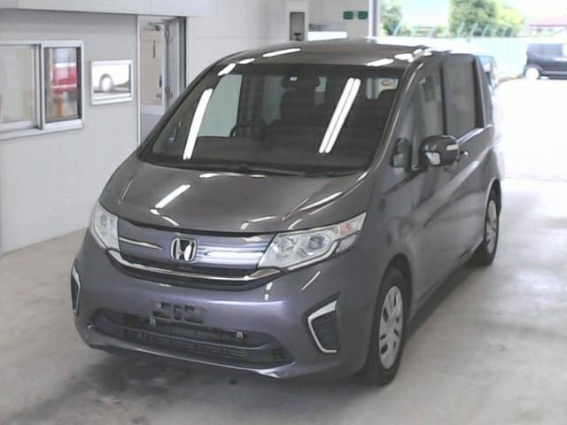Honda Stepwagon rp1 Auto