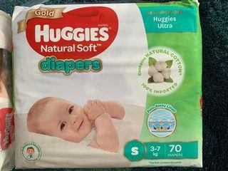 Huggies Platinum / Gold Diapers