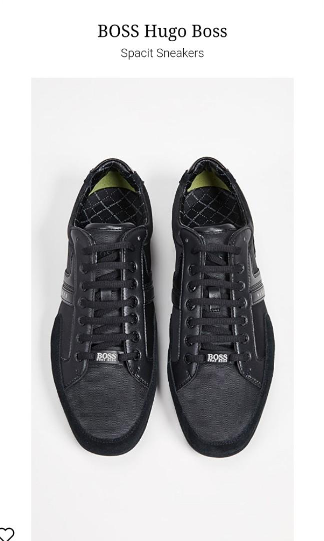 Hugo boss spacit sneakers, Men's