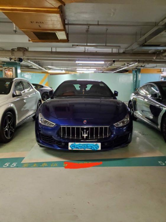 Maserati Ghibli 3.0 (A)