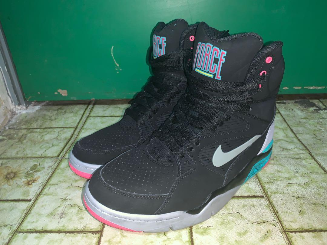 Nike air command force spurs, 男裝, 男
