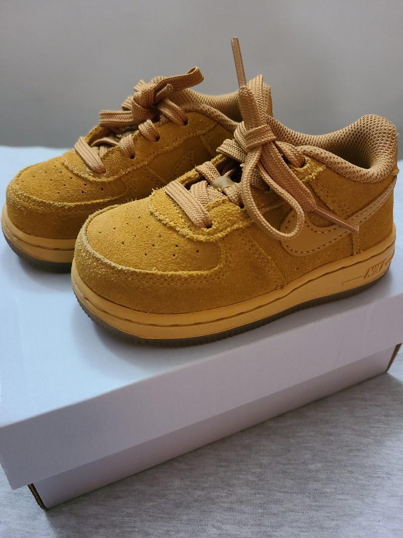 Nike Air Force 6C toddler shoes 幼童波